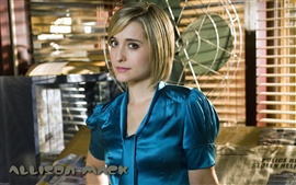 Preview wallpaper Allison Mack 01