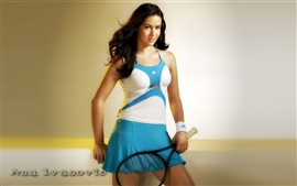 Preview wallpaper Ana Ivanovic 01