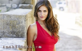 Preview wallpaper Anahi Gonzales 01