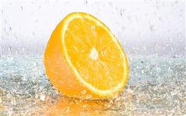 Привлекательный лимона