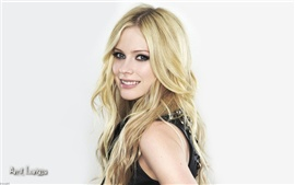 Preview wallpaper Avril Lavigne 02