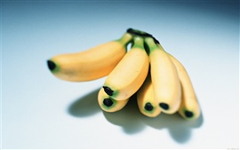 Bananas Close-up