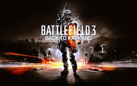 Preview wallpaper Battlefield 3: Back to Karkand