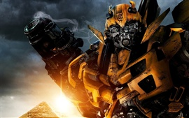 Bumblebee In Transformers 3 HD