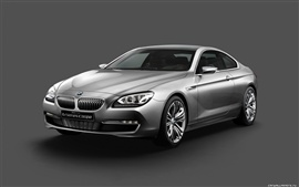 Preview wallpaper Concept Car BMW 6 Series Coupe 2010