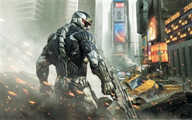 Preview wallpaper Crysis 2 HD 02