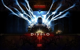 Preview wallpaper Diablo III