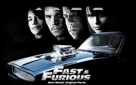 Preview wallpaper Fast Five 2011