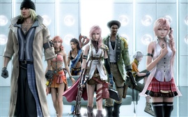 Preview wallpaper Final Fantasy XIII HD