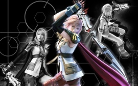 Preview wallpaper Final Fantasy XIII