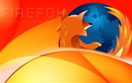 Preview wallpaper Firefox HD