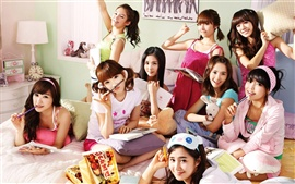 Preview wallpaper Girls Generation 01