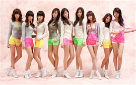 Preview wallpaper Girls Generation 02