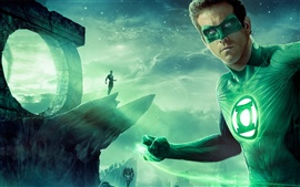 Preview wallpaper Green Lantern 2011