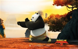 Preview wallpaper Kung Fu Panda 2 HD
