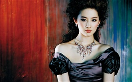 Preview wallpaper Liu Yifei