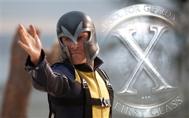 Magneto en X-Men: First Class