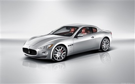 Preview wallpaper Maserati GranTurismo 2007