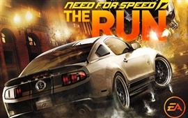 Preview wallpaper Need for Speed: The Run