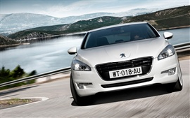 Preview wallpaper Peugeot 508 2010