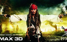 Vorschau des Hintergrundbilder Pirates of the Caribbean: On Stranger Tides