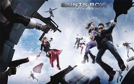 Preview wallpaper Saints Row: The Third