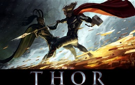 Preview wallpaper THOR 2011