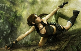 Preview wallpaper Tomb Raider Underworld