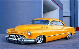 Preview wallpaper 1950 Buick Sedanette