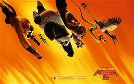 Aperçu fond d'écran 2011 Kung Fu Panda 2 HD