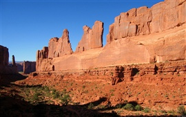 Preview wallpaper Arches National Park Utah