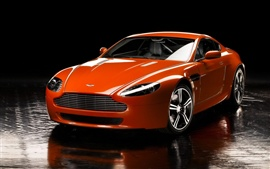 Preview wallpaper Aston V8 Vantage Car