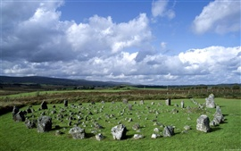 Preview wallpaper Beaghmore Stone Circles Northern Ireland