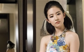 Preview wallpaper Beauty Liu Yifei