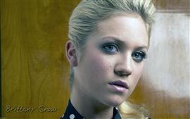 Aperçu fond d'écran Brittany Snow 01