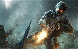 Preview wallpaper Crysis 2 HD 03