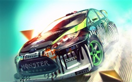 Preview wallpaper Dirt 3