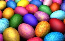 Preview wallpaper Easter Eggs HD