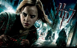 Preview wallpaper Emma Watson in Harry Potter 7