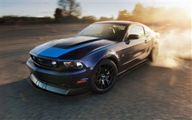 Preview wallpaper Ford Mustang RTR