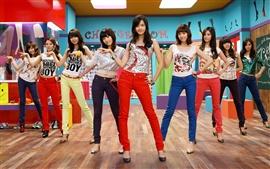 Aperçu fond d'écran Girls Generation 05