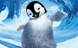 Preview wallpaper Happy Feet 2
