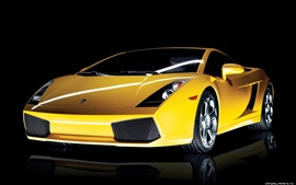 Preview wallpaper Lamborghini Gallardo 2003