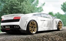 Aperçu fond d'écran Lamborghini Gallardo LP560-4