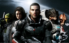 Preview wallpaper Mass Effect 2