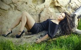 Aperçu fond d'écran Megan Fox 01