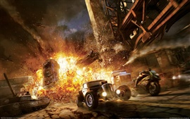 Preview wallpaper Motorstorm: Apocalypse