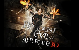 Preview wallpaper Resident Evil: Afterlife