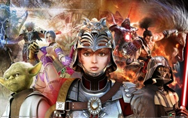 Preview wallpaper Soul Calibur 4