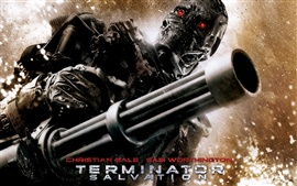 Preview wallpaper Terminator Salvation